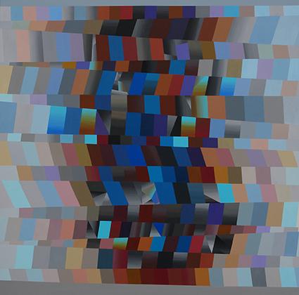 Zurbarán Pilar exhibe durante el invierno la obra de Cristina Rochaix. Se egresó en la Escuela Nacional de Bellas Artes Prillidiano Pueyrredón y en la Escuela Superior de Arte Ernesto de la Cárcova.