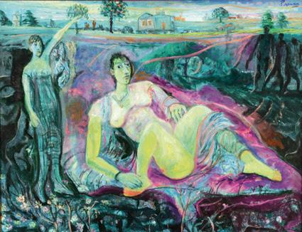 Estamos felices de poder recordar al maestro Presas en una muestra que reúne su obra más emblemática, aquella que tiene a la mujer como protagonista.