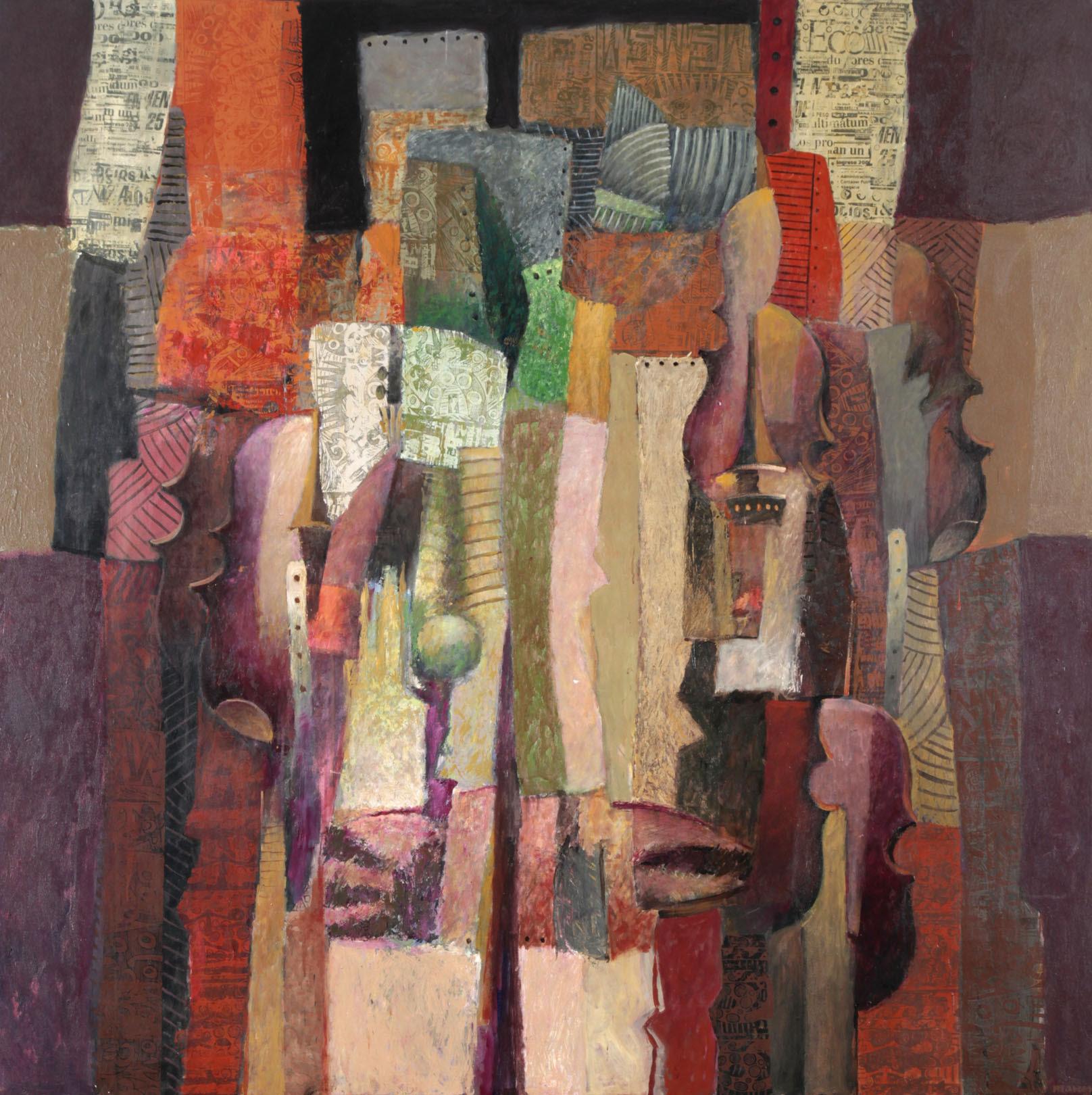 Los invitamos el martes 4 de Octubre a una charla junto al artista Jesús Marcos (1939), en donde recorreremos su fabulosa exposición, de 19 a 21 hs.