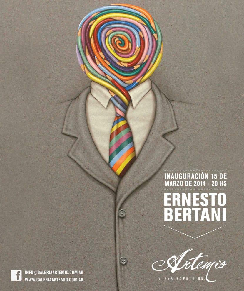 Ernesto Bertani - Artemio - Tandil - 15 de Marzo de 2014