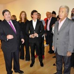 Visita guiada de Ignacio Gutiérrez Zaldívar
