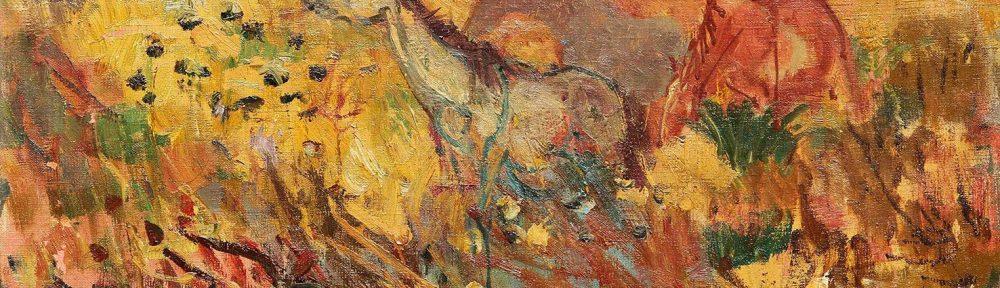 Cimarrones en el pajonal