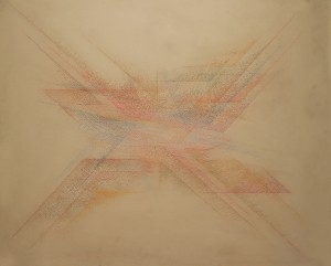 Paexa . acrílico sobre lienzo . 81x96cm . 1980