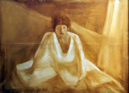 Retrato . óleo sobre lienzo . 100x130cm . 1990