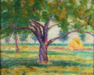 """Ramón Silva (1890 - 1919) - """"Día Primaveral"""""""