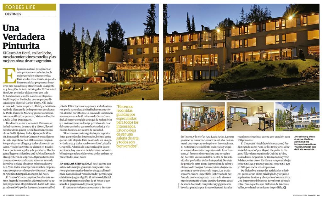 Un Paraíso en Bariloche