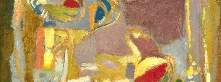 Composición . aguafuerte . 39x52cm . 1957