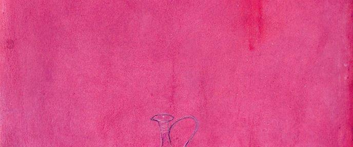 Naturaleza Muerta . pastel sobre papel . 97x56cm . 1960