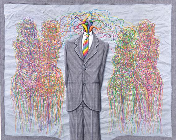 Última semana para ver la muestra de Ernesto Bertani en Zurbarán. El genio de nuestro arte que desde hace más de 40 años nos deslumbra con su inagotable talento.