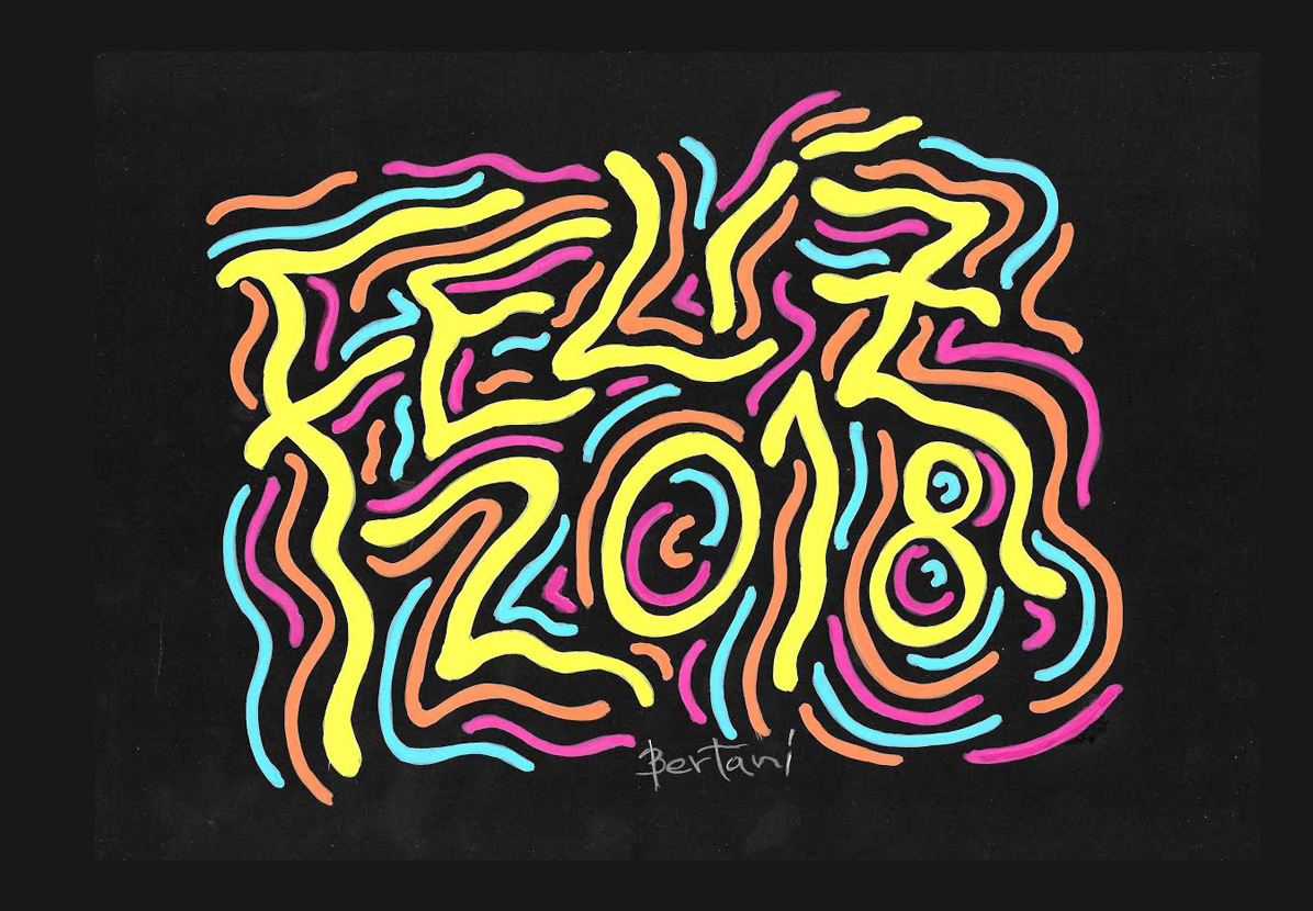 Queremos Agradecerles por habernos acompañado durante este año que termina y Desearles lo Mejor para el Nuevo Año que comienza.