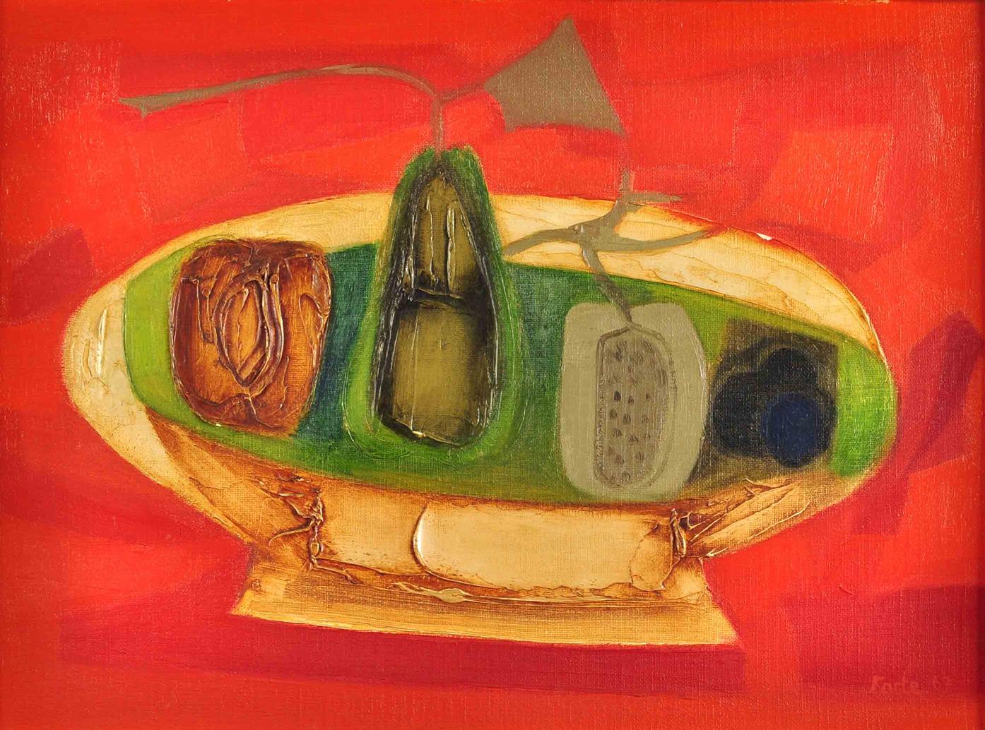 Vicente Forte (1912 - 1980) fue uno de los artistas más queridos del Arte de los Argentinos; sus trabajos reflejan la bondad y alegría que transmitía.