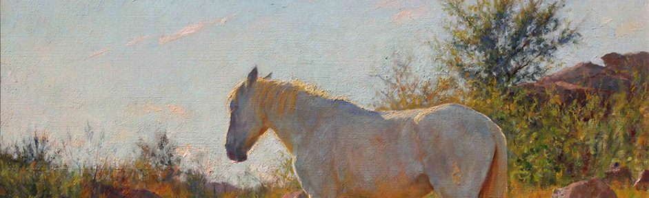Luis Cordiviola . Contraluz . óleo sobre lienzo . 75 x 97 cm . 1955