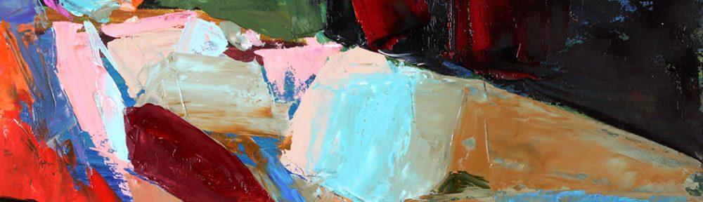 Desnudo Frío . óleo sobre papel . 23 x 34 cm . 2018