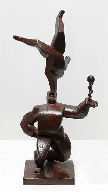 Este jueves 6 de Mayo, daremos inicio a la muestra de Pablo Curatella Manes (1891 - 1962), el escultor más importantes de nuestro arte.