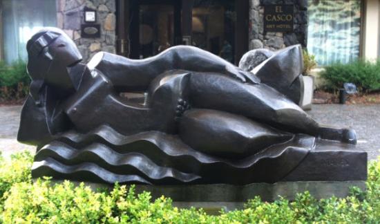 Mayo tendrá en nuestra sala de Cerrito 1522 la obra del gran escultor argentino Pablo Curatella Manes (1891 - 1962).