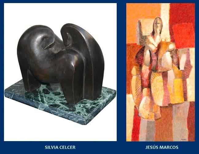 Este lunes 10 Colección Alvear de Zurbarán dará inicio a una nueva exposición; en esta oportunidad serán dos los artistas que la conformen.