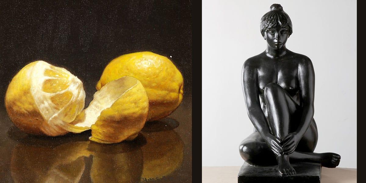 El próximo lunes 12 daremos inicio a una muestra en conjunta entre el pintor Juan Manuel Jaimes Roy (43) y el escultor Walter Gavito (1935 - 2017). Una muestra sin precedentes que los dejará pasmados.