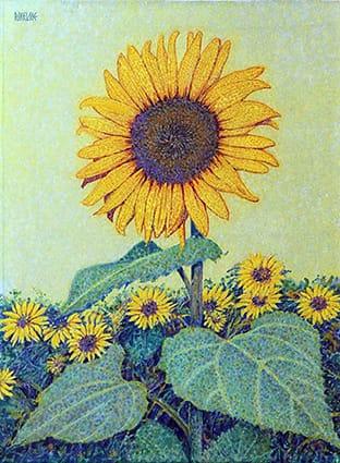 Rikelme . Naturaleza Viva . óleo sobre lienzo . 60 x 45 cm . 2003