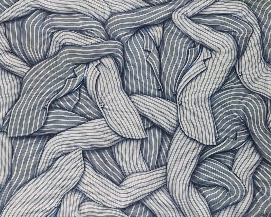 Ernesto Bertani . La Puja . acrílico sobre lienzo . 120 x 150 cm . 2013