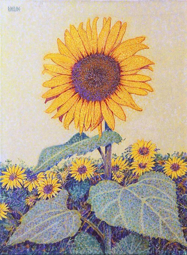 Naturaleza Viva . óleo sobre lienzo . 60 x 45 cm . 2003