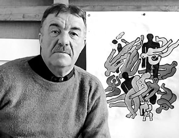 Este francés es de los más grandes artistas del siglo XX y aún no se le ha dado su justo valor y destaque.