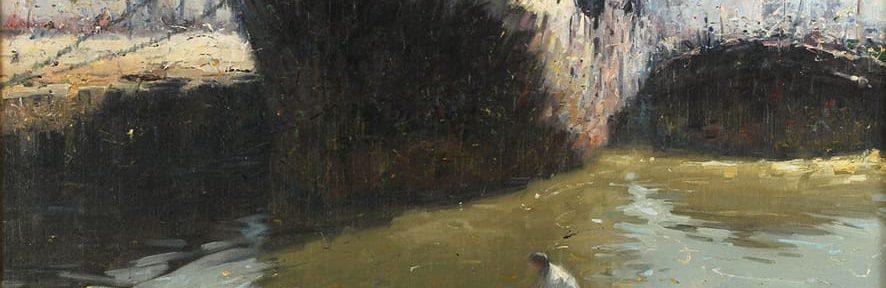 """Reflejos"", 1953."