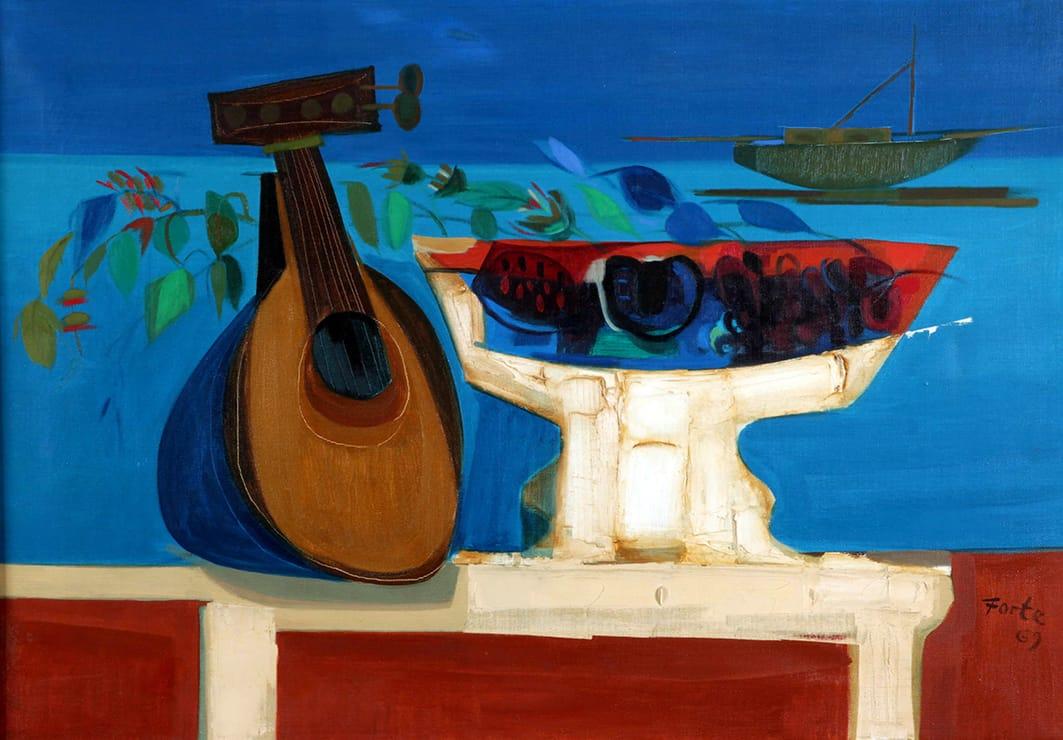El Viejo Instrumento, 1969.