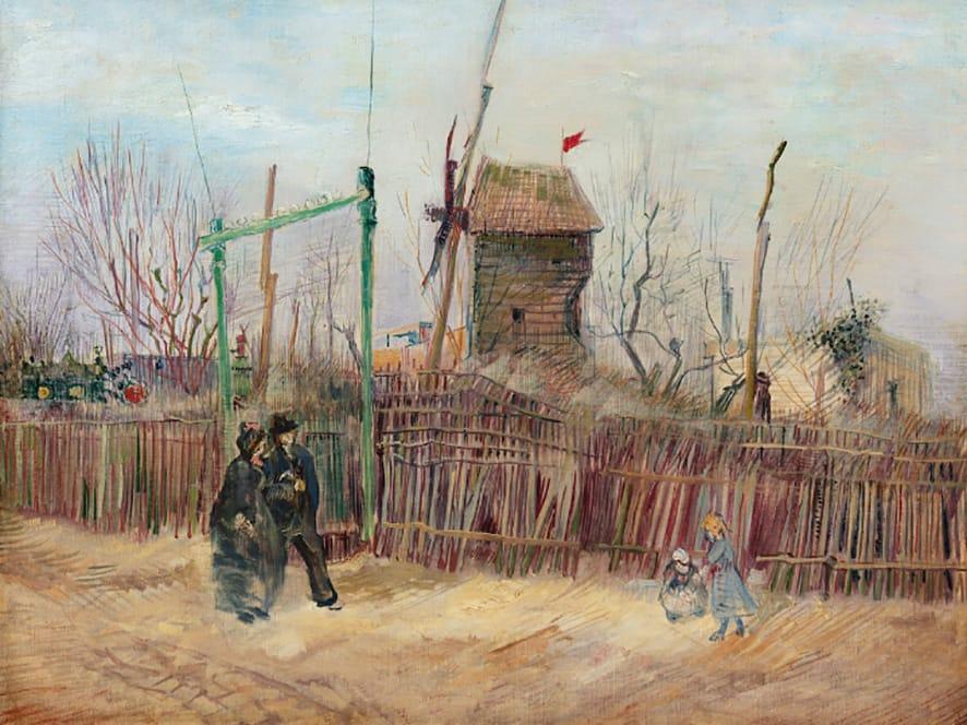 Van Gogh vendido en 15,4 millones de dólares.
