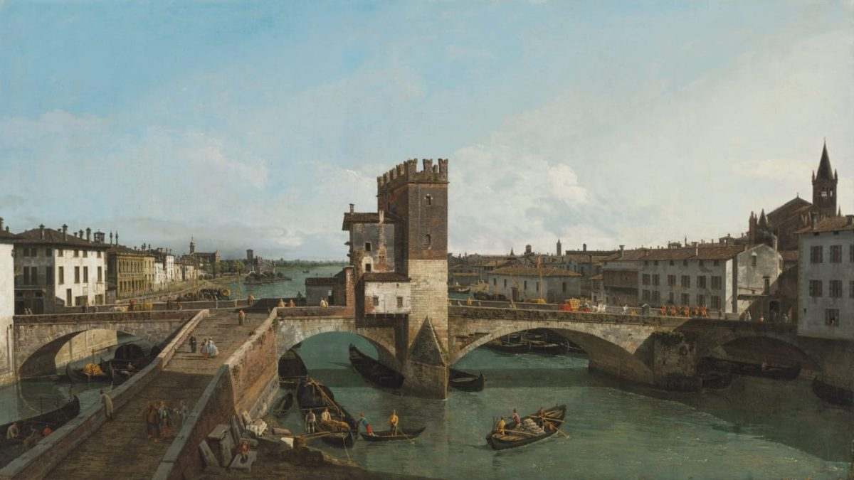 Bellotto de Verona, récord.