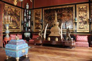 Colecciones chinas en los museos occidentales.