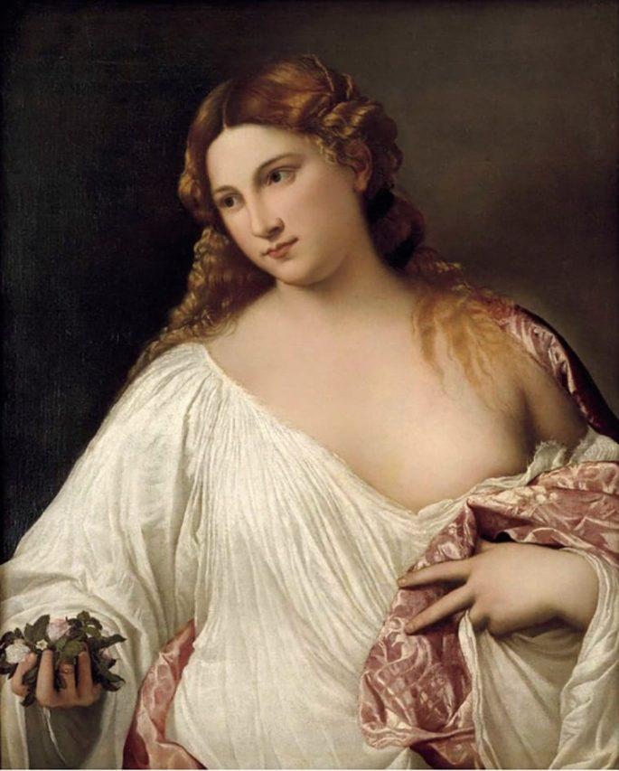 Flora, 1515.